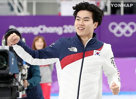 Пхёнчхан-2018: У южнокорейского конькобежца Ким Мин Сока – бронза