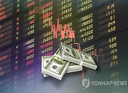 새해 첫달 외국인 국내 상장주식 3조2천억원 순매수