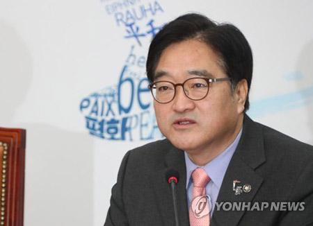 """우원식 """"이산가족 상봉·남북 군사회담 개최 시급"""""""