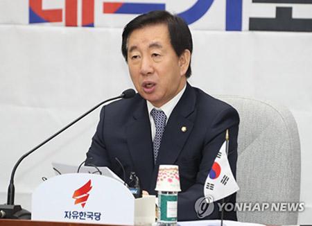 """김성태 """"급박한 한반도 상황, 긴밀한 국제공조 필요"""""""