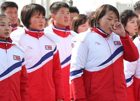 정부, '북한 평창참가단 경비 29억 여원 지원' 14일 심의 의결