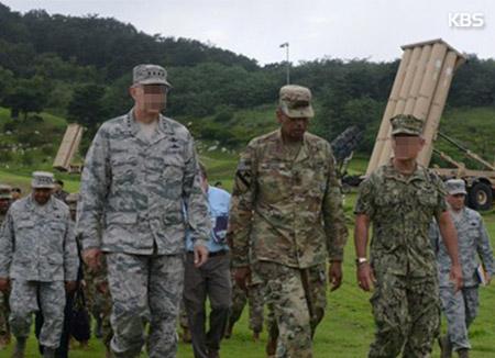 """미국 국방부 """"사드미사일 82기 추가할 것""""...한국 배치 여부 공개 안 돼"""