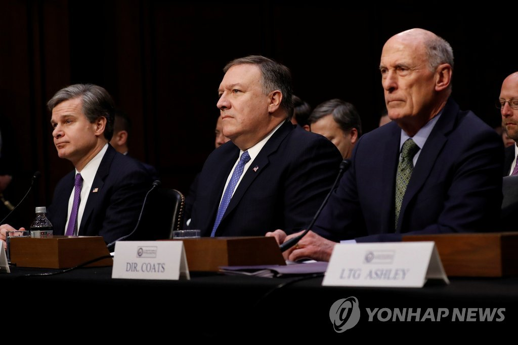 US Intelligence Chief: Decision Time on N. Korea is Near