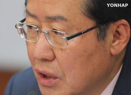 Le leader de l'opposition appelle Moon à abandonner sa politique nord-coréenne