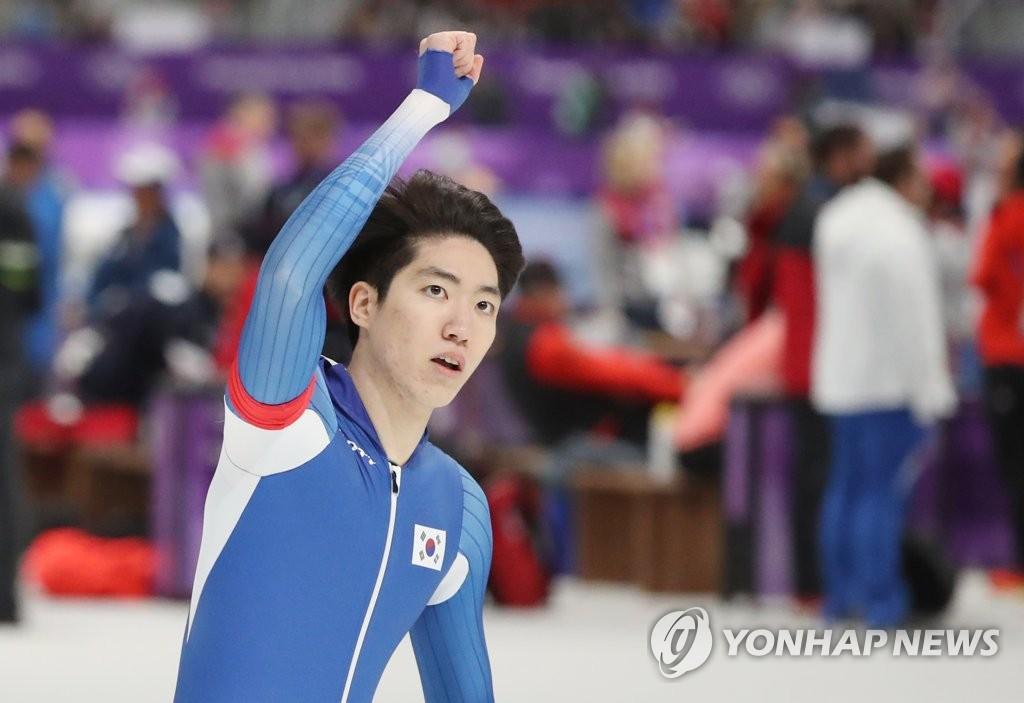 Пхёнчхан-2018: У южнокорейского конькобежца  Чха Мин Гю – серебро на дистанции 500 метров
