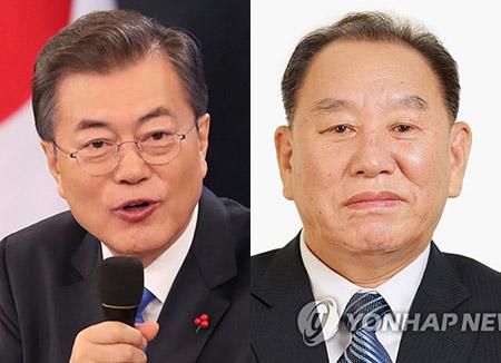 """""""북, 폐막식에 김영철 부위원장 파견 통보...25일부터 2박 3일"""""""