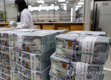 Daily Foreign Exchange Turnover Records High Last Year on N. Korea Risks