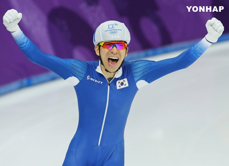 Lee Seung-hoon, Nana Takagi claim golds in mass start speedskating