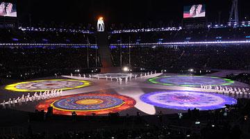 Finalizan los Juegos Olímpicos de Invierno PyeongChang 2018