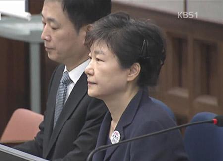 Staatsanwaltschaft fordert 30 Jahre Haft für Ex-Präsidentin Park