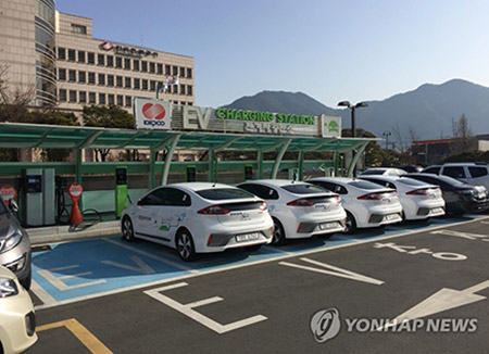Gov't to Promote Use of Electric, Hydrogen Vehicles