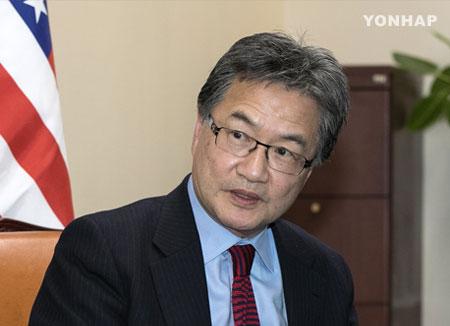 Ли До Хун отправился с визитом в США