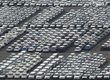 В феврале активность на южнокорейском автомобильном рынке упала