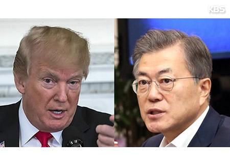 韓米が歓迎 北韓の核・ミサイル実験中止