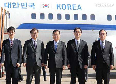 Präsident Moon nahm persönlich Änderungen am Schreiben an Nordkoreas Machthaber vor