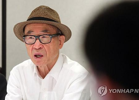 Dichter Ko Un weist Vorwurf sexueller Belästigung zurück