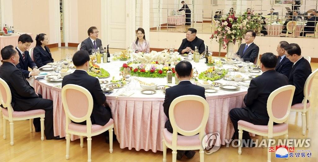 Nordkoreas Medien berichten über Treffen zwischen Kim Jong-un und Südkoreas Sondergesandten