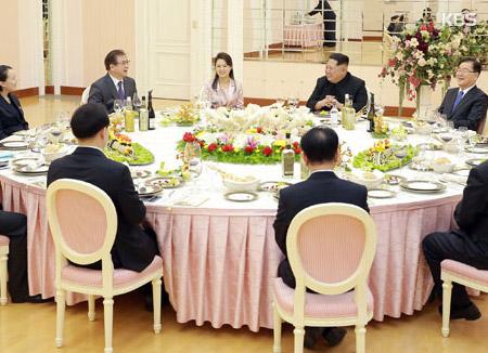 Nordkoreas Machthaber empfängt südkoreanische Gesandte in Parteizentrale