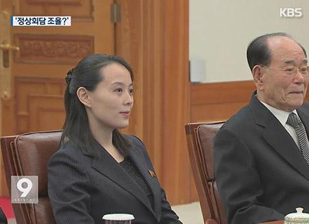 Gewichtige Rolle von Kim Yo-jong und Kim Yong-chol für künftige Beziehungen erwartet