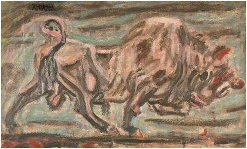 South Korean Artist's Painting Sold for 4.7 Bln Won