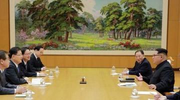 Seoul: Kim Jong-Un Knew of Moon's Berlin Initiative