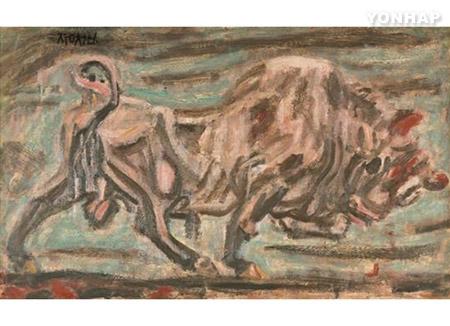 Gemälde von Lee Jung-seob in Auktion für 4,7 Milliarden Won verkauft