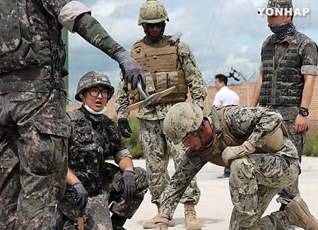 US-Medien: Verschobene US-Korea-Übungen beginnen Ende März