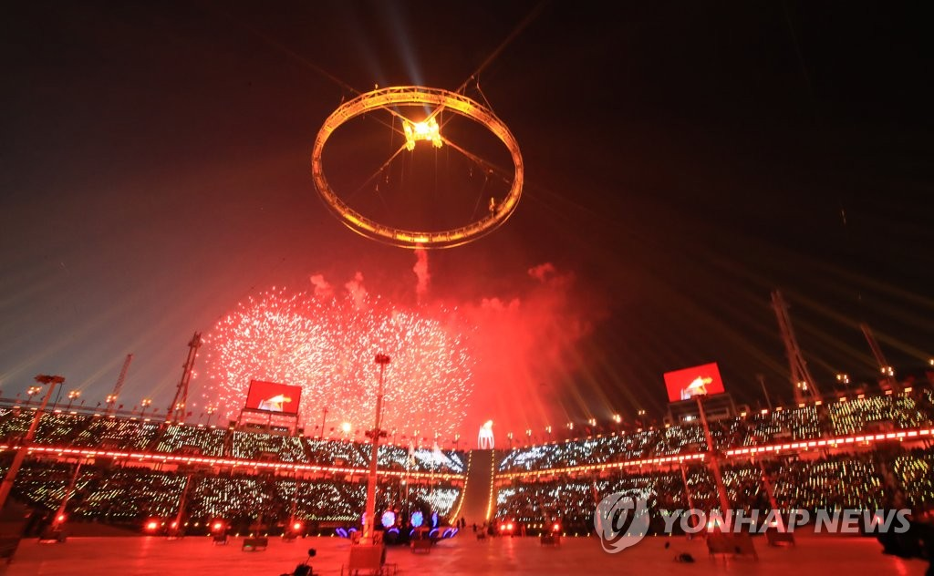 When is the 2018 Paralympics opening ceremony?