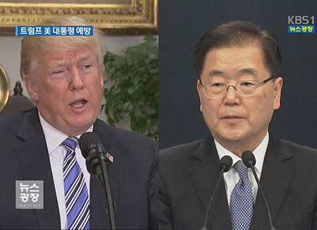 Kim Jong-un schlägt Treffen mit Trump vor