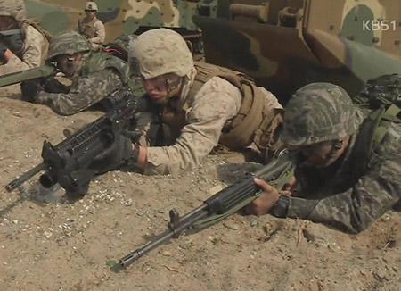 Militär will US-südkoreanische Übungen vor Korea-Gipfel abschließen