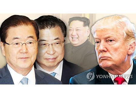 Donald Trump accepte l'invitation de Kim Jong-un à un tête-à-tête