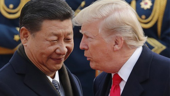 US-Präsident Trump führt Telefongespräch mit Chinas Präsident Xi