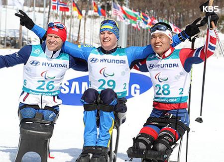 Paralympiques 2018 : la Corée du Sud décroche sa 1e médaille en 15 km du ski de fond masculin