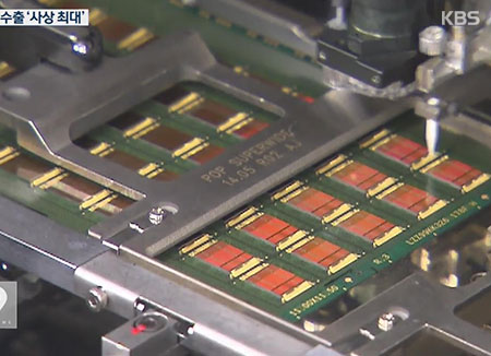 Semiconductor Exports Hit Record $99.7 Bln Last Year