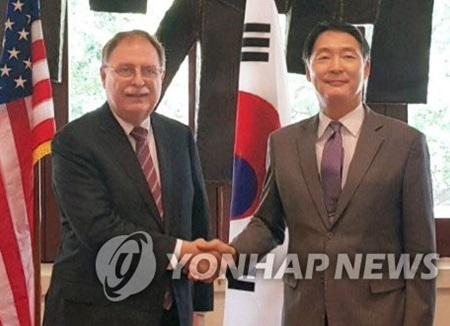 Südkorea und USA starten Verhandlungen über Verteidigungskosten mit Meinungsaustausch