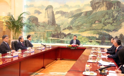 Chinese President Calls for Strengthened Communication with Seoul