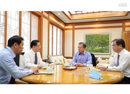 В Сеуле создаётся комитет по подготовке к межкорейскому саммиту