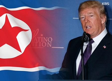 Poderosos intereses en Washington podrían truncar reunión Trump-Kim