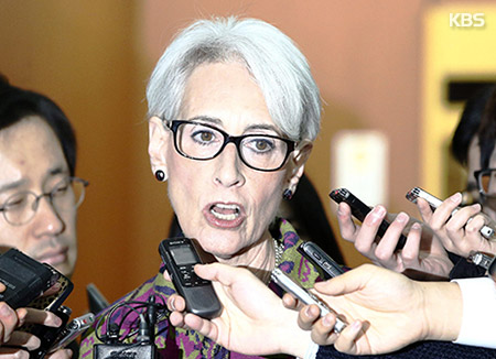 Biden Picks Wendy Sherman for No. 2 State Department Post