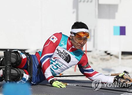[패럴림픽] '아! 사격' 신의현, 바이애슬론 12.5㎞서 5위