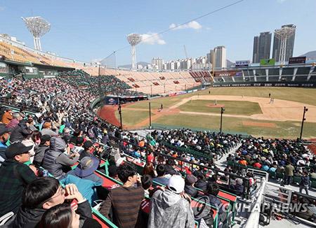 韓国プロ野球 キャンプ終了後、オープン戦向けて最終調整