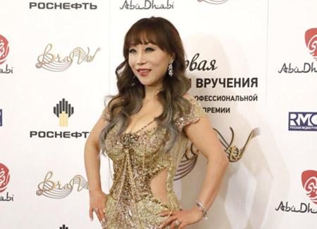 소프라노 조수미, 러시아 '1회 브라보 어워즈'서 수상