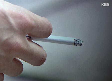담배 '줄이기만 해도' 폐암 위험 45% 감소
