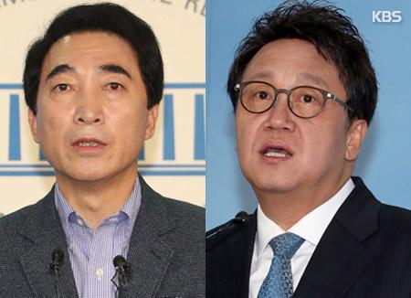 민주당,박수현에 '자진 사퇴' 권유...민병두,사직서 제출