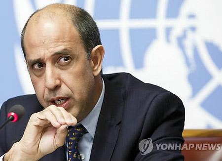 """유엔보고관 """"북한 인권, 핵 문제와 함께 논의돼야"""""""
