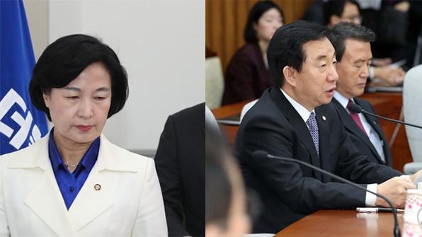 Le monde politique réagit à la comparution de Lee Myung-bak
