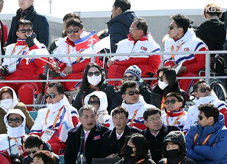 북한 패럴림픽 선수·대표단 24명, 15일 오후 북으로 귀환