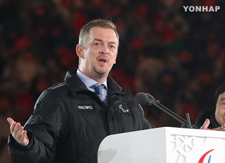 Andrew Parsons: Paralimpiade PyeongChang Berpengaruh Pada HAM Korut