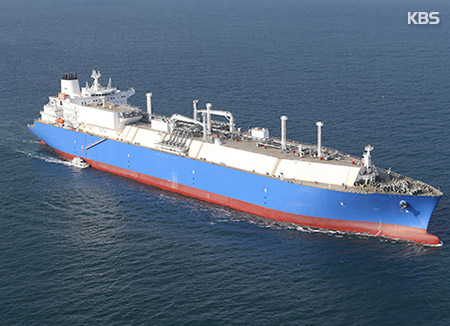 Korsel Akan Luncurkan Kapal Berbahan Bakar LNG Pertama Bulan Agustus