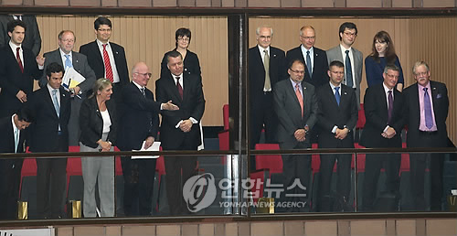 'European Parliament Engaged in Secret Talks with N. Korea for 3 Years'